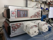 Redox-Flow Battery Testing System